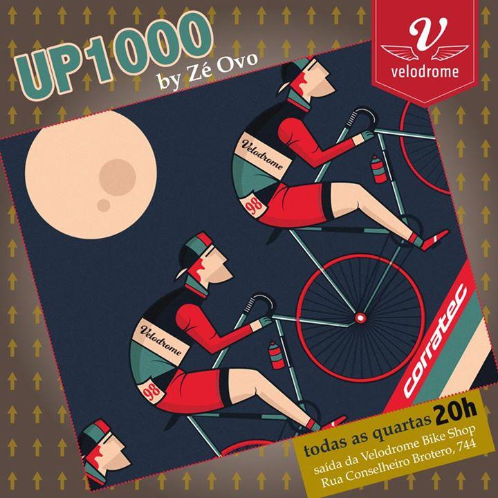 UP1000 by Zé Ovo - Velodrome
